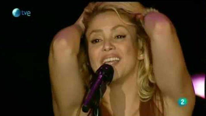 Shakira - Sale el Sol - Live Rock in Rio Madrid 2010