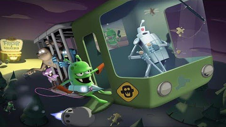 ОХОТНИКИ НА ЗОМБИ мультик игра для детей про ловцов зомби Zombie Catchers #2 видео для детей