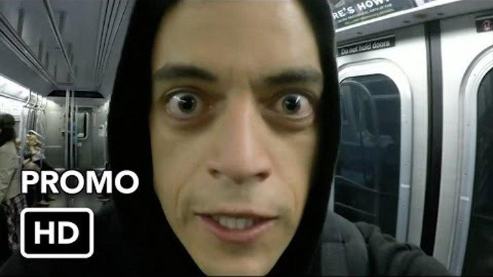 Mr. Robot Season 2 Promo (HD)