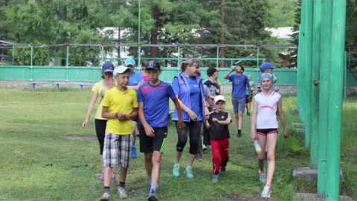 "Лыжно-биатлонный комплекс ""Ангарский"" Аршан июнь 2016"