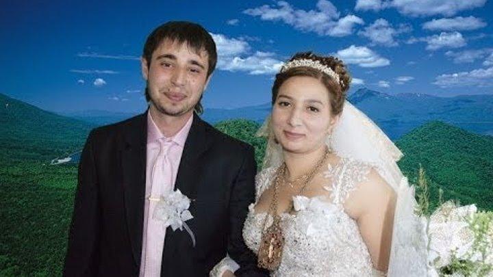 Рустам и Таня.Цыганская свадьба-1 серия