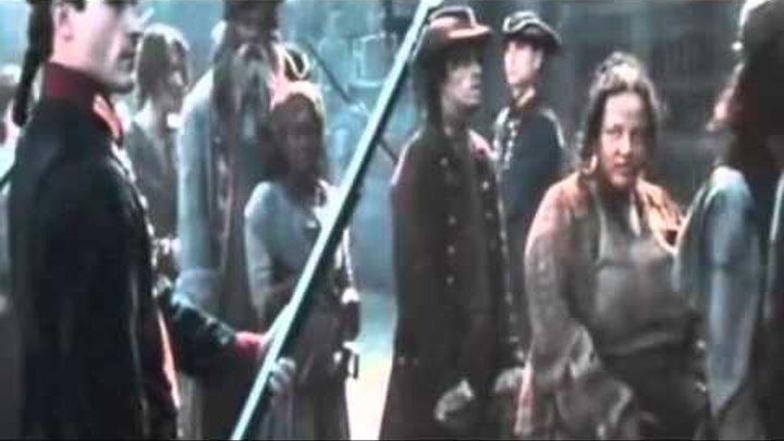 Пиратская песня. Пираты Карибского моря 3