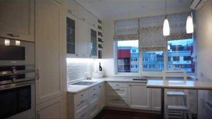 3 х комнатная квартира, ул Ломоносова г Киев с дизайнерским ремонтом