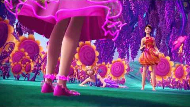 Barbie и Потайная дверь - Трейлер