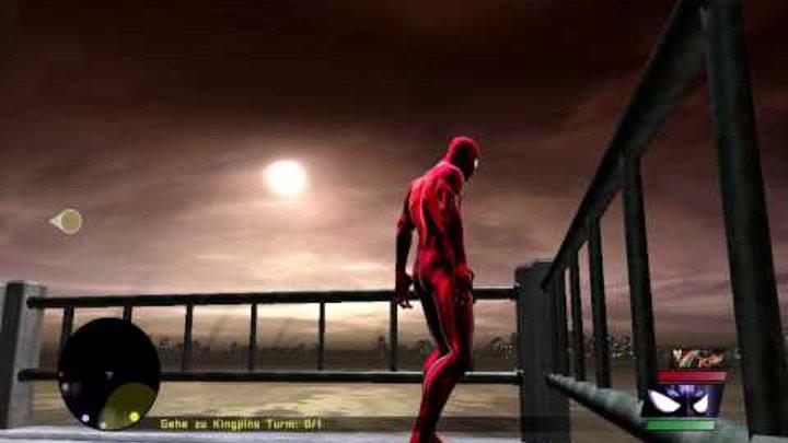 Spider-Man Web of Shadows Carnage MOD New
