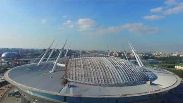 Санкт-Петербург - Стадион Крестовский Зенит Арена