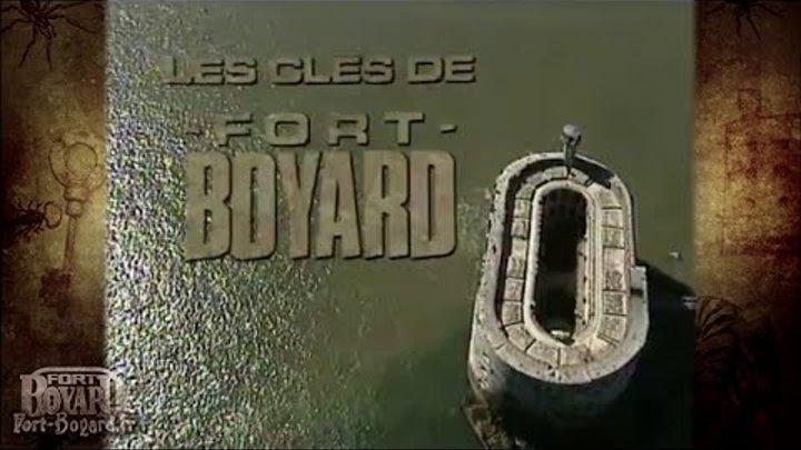 Fort Boyard 1990 - Générique (1ère version)