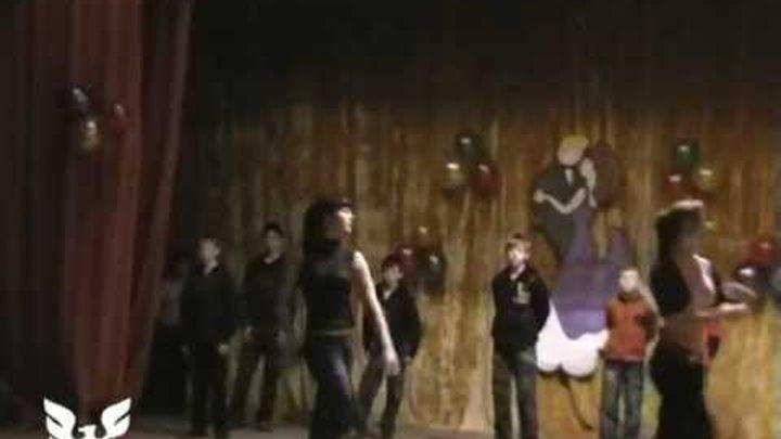 Танец Тектоник.mpg