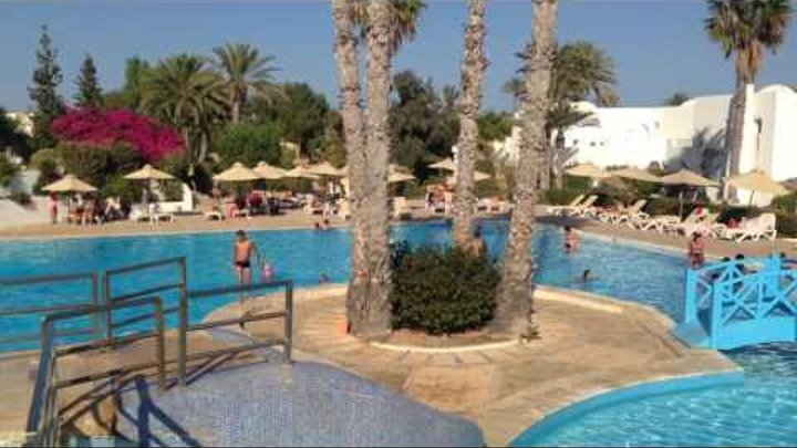 Джерба, Тунис, отель Seabel Aladin