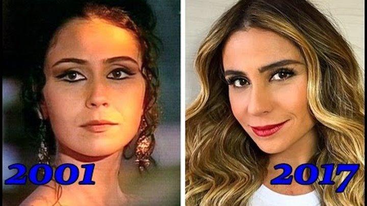 Как изменились актеры сериала Клон за 15 лет(Время кому то в пользу а кому то нет)
