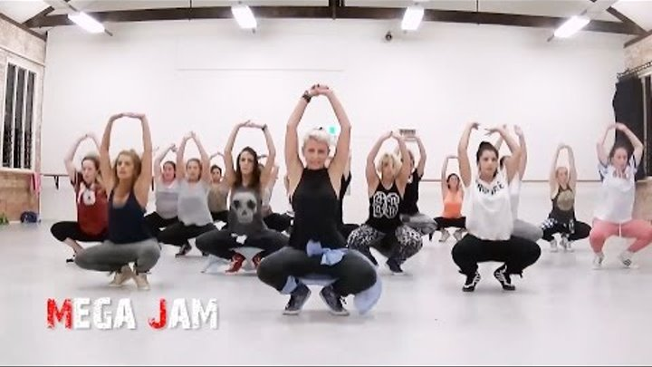 'Mr Put It Down' Ricky Martin ft. Pitbull choreography by Jasmine Meakin (Mega Jam)