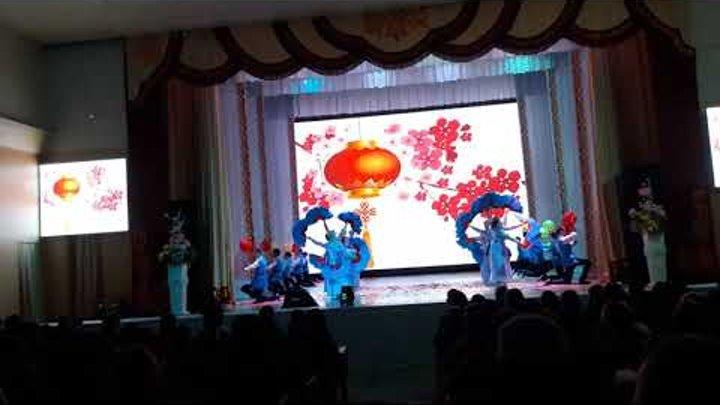 Танцующий класс 2019 Школа гимназия Корейский