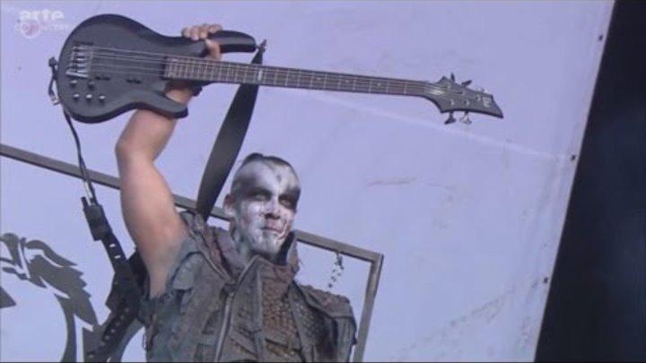 Behemoth Live [HD] 2014 - Chant For Ezkaton 2000
