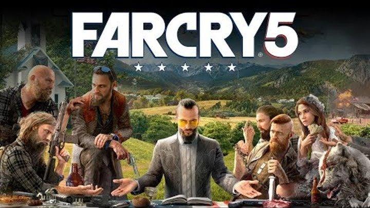 Far Cry 5 СКАЧАТЬ БЕСПЛАТНО ПОЛНАЯ ВЕРСИЯ