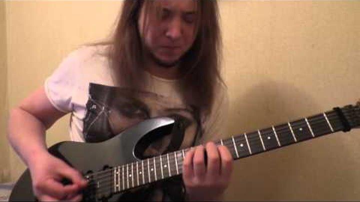 Max Perepelkin - Crazy Guitar Shredding (Live)