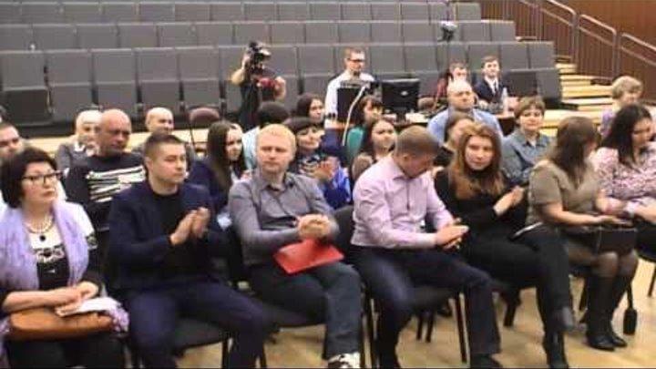 Предварительное голосование: дебаты. Ханты-Мансийск. 09.04.2016г.