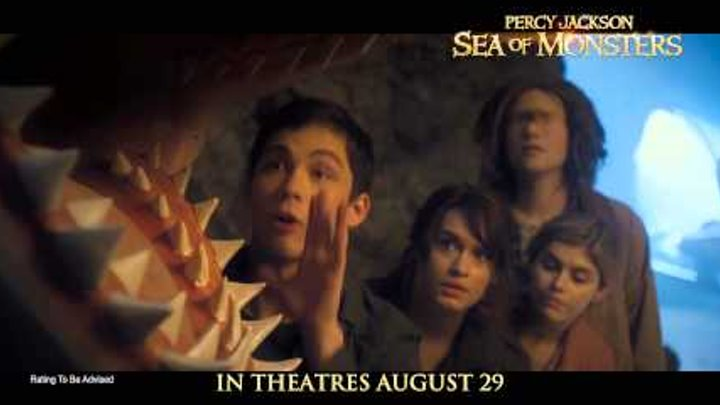 "Percy Jackson: Sea Of Monsters -- Clip ""I'm Having A Bad Day"" [HD]"