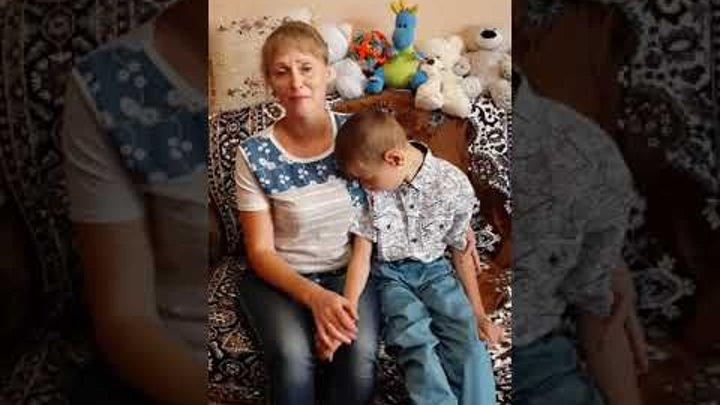 Благодарность благотворительному фонду Помогать легко от семьи Антипорович