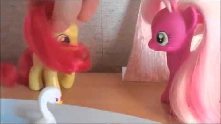 Принцесса и нищенка 2 сезон 1 серия Дружба это чудо Мой маленький пони сериал