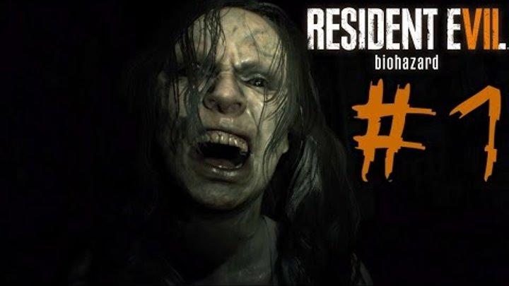 Resident Evil 7 biohazard (обитель зла 7). Мия. Гостевой домик. Главный дом. Джек | Топ хоррор.