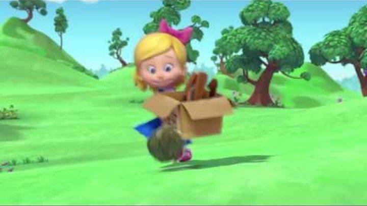 Голди и Мишка - Серия 5, Сезон 1 | Мультфильм Disney Узнавайка