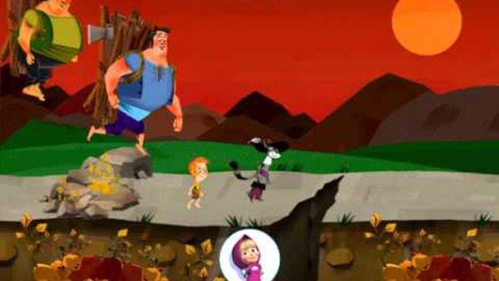 Машины сказки Мальчик-с-пальчик прохождение игры