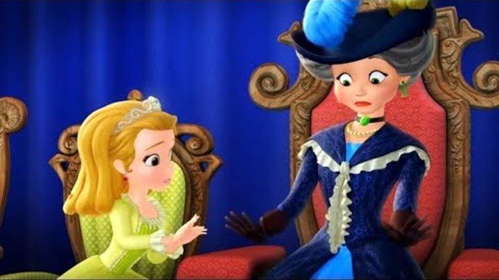 София Прекрасная - Представление под облаками - Серия 17, Сезон 3 | Мультфильм Disney про принцесс