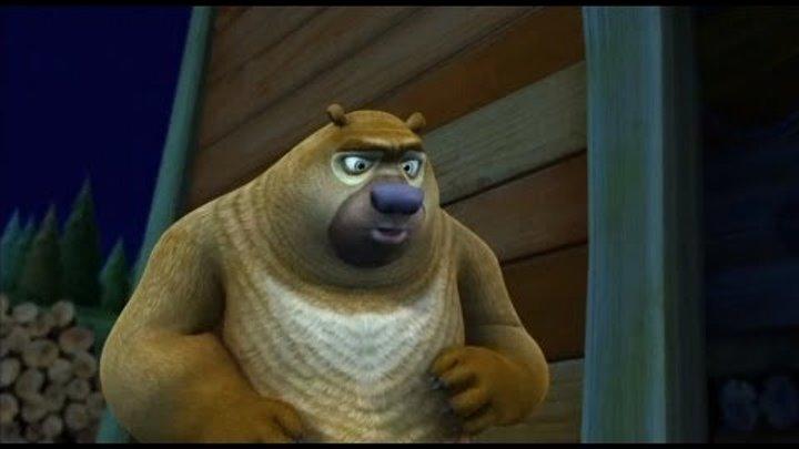 Мультик Медведи-соседи 60 серия - Брамбл спасает деревья