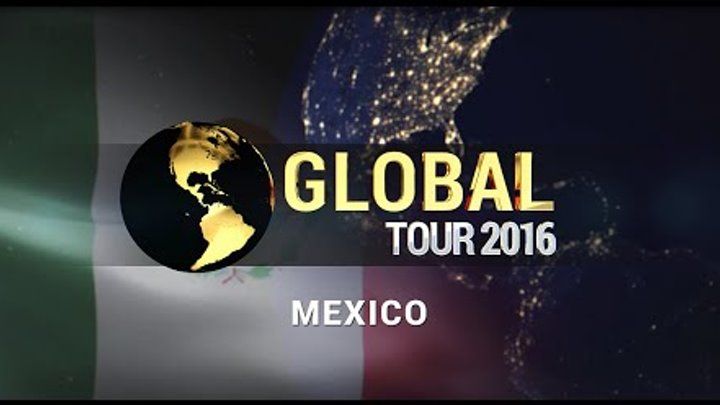 Gold Convention №2 in Mexico - Global Tour in full swing!