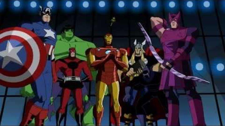 Мстители: Величайшие герои Земли - Чувство мести - Сезон 2, Серия 3 | Marvel