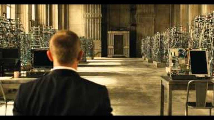 Трейлер HD Джеймс Бонд 007: Координаты «Скайфолл» 2012
