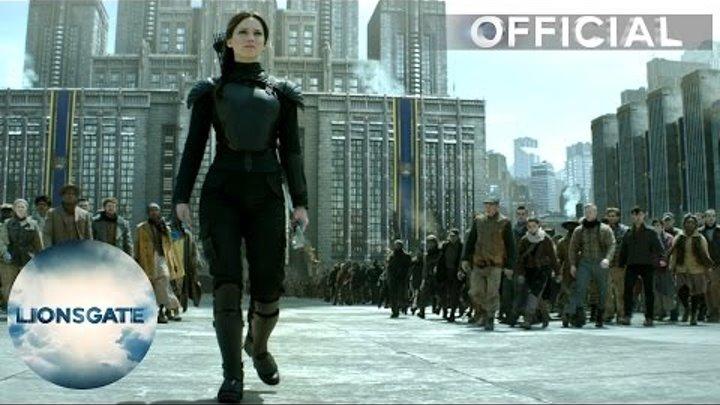 The Hunger Games: Mockingjay Part 2 - Trailer Teaser - In Cinemas Nov 19