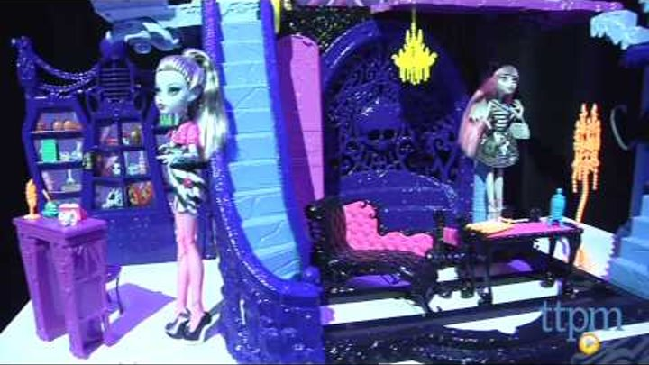 2014 Toy Fair - Mattel: Monster High, Barbie, Hot Wheels and more