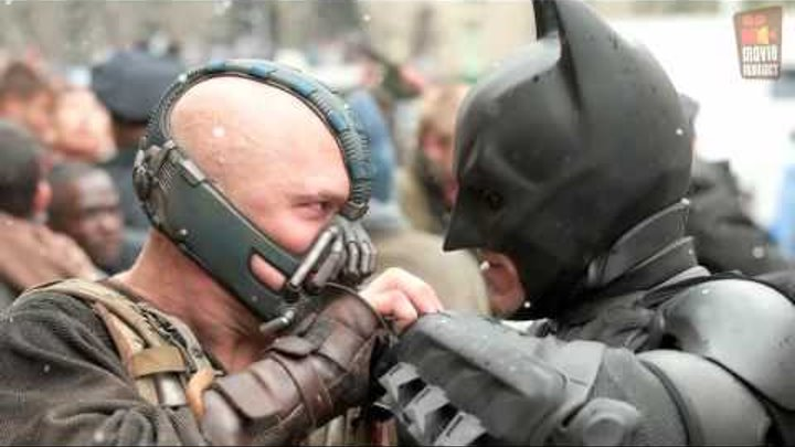 Batman 3 The Dark Knight Rises | featurette US (2012)