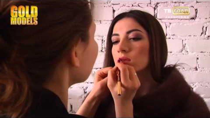 ЯНА Литвиненко- участница ТВ-проекта GOLD Models
