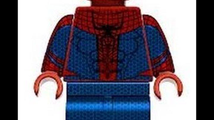 Обзор набора лего Новый Человек Паук