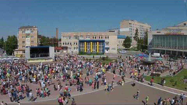 День захисту дітей у Волочиську