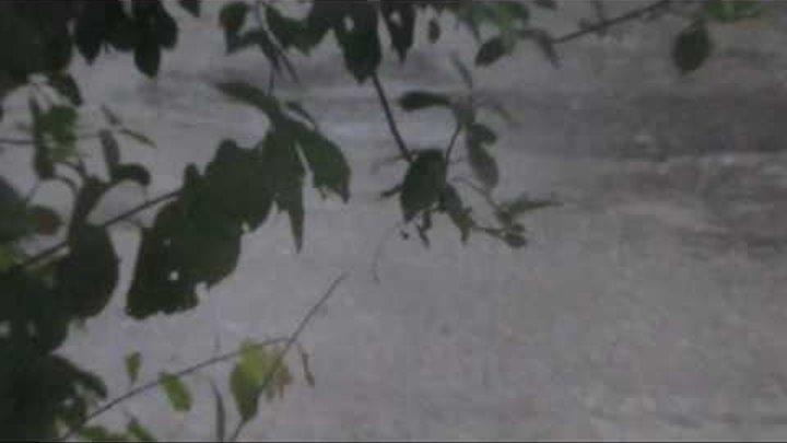 Злива і буревій в Білокуракине, 29.07.2017