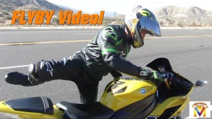 Кавасаки Ниндзя 636 видео #11