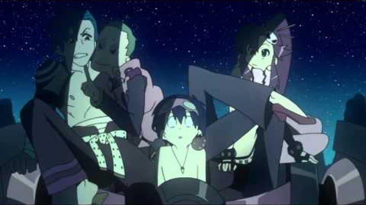 Смешной момент из аниме: Гуррен лаганн