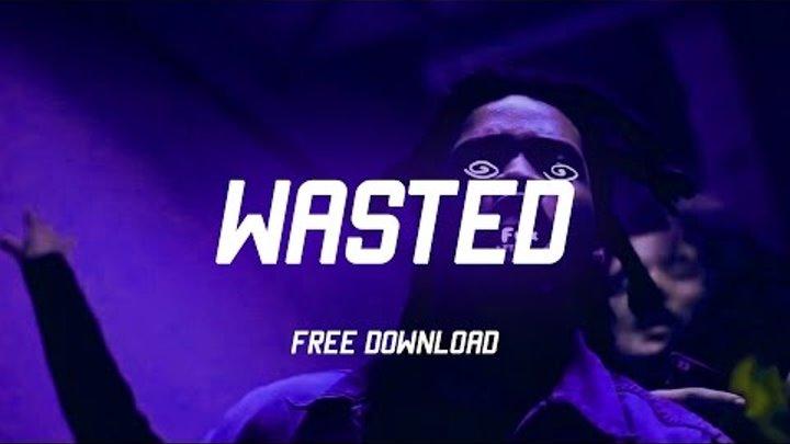 'WASTED' Hard Booming 808 Trap Beat Rap Instrumental | Prod  Retnik Beats |  808 Mafia Type