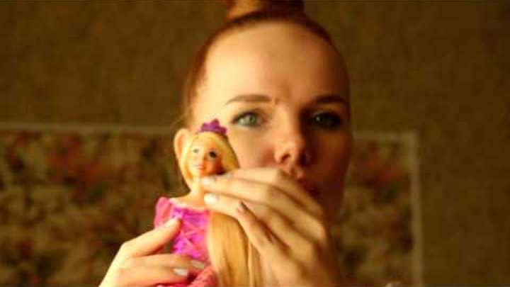 Принцессы Диснея: Рапунцель (кукла)