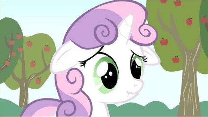 Мой маленький пони на русском Рисуем с Свити Бель / My Little Pony Draw with Sweetie Belle