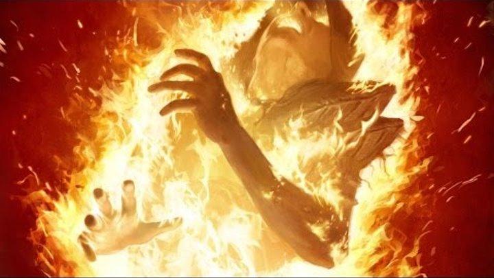 Огонь будет сжигать их лица.Очень сильная проповедь!