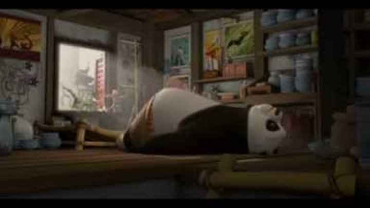 Kung Fu Panda (DMX – X Gon' Give It To Ya)