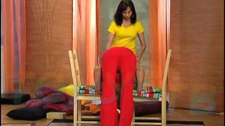 Йога (2) на Тонус ТВ