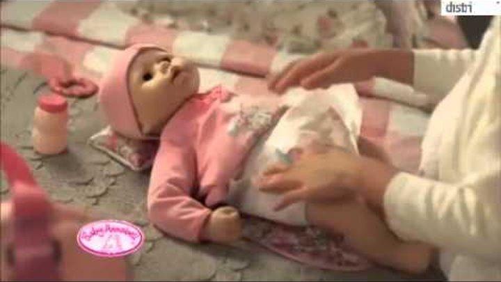 Lalka Baby Annabell - model 2014 - Zapf - MGA - distri.pl