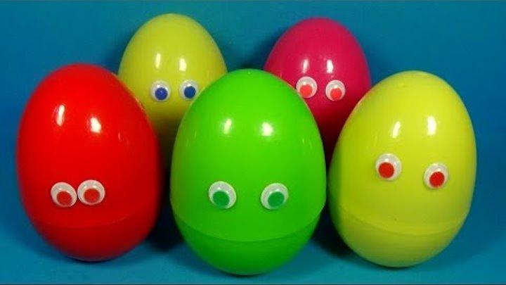 Surprise eggs Disney PLANES Disney PRINCESS Disney Monsters University Kinder Surprise egg unboxing