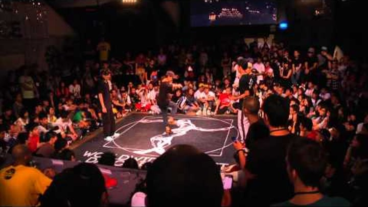 Juste Debout Singapore 2012 House Top 8 - Dough Soyu vs Zoo Dance Nation