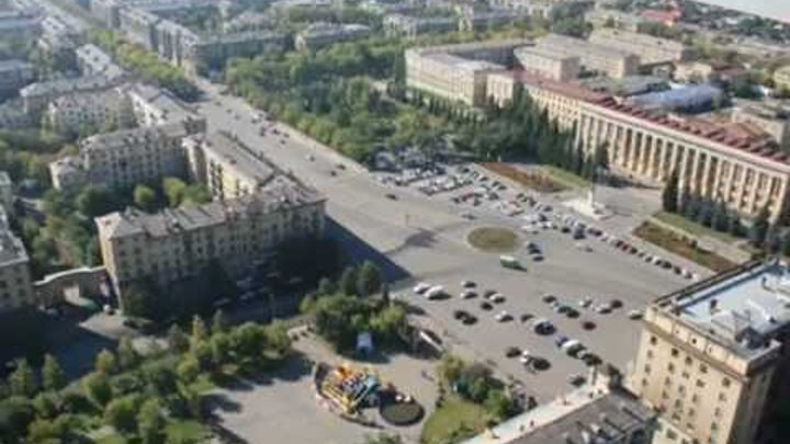 Магнитогорск -город юности